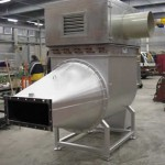Pulse Air heater