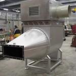 Pulse Air heater
